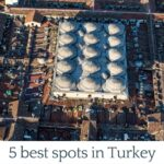 5 best spots for conservative tourism in Turkey